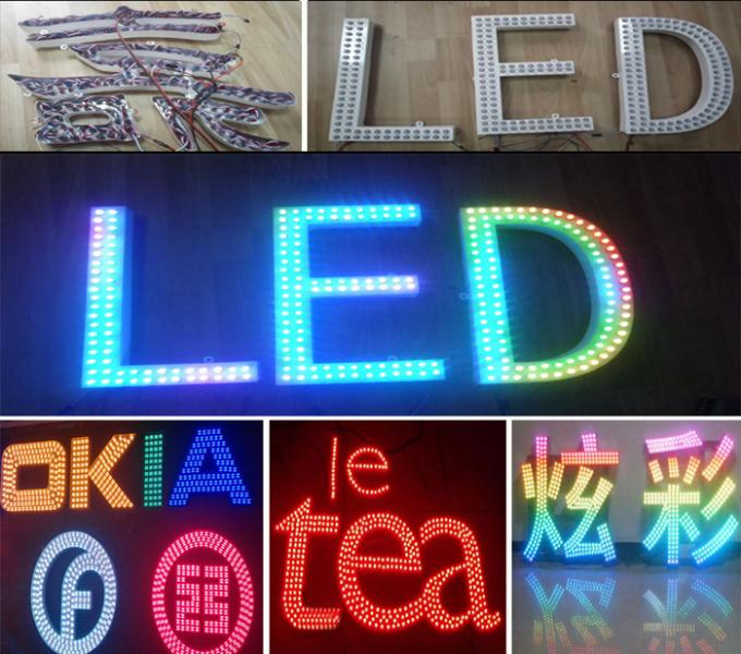 DC5V LED balls Green LED pixel lightings for led channel letters nameboard led backlight