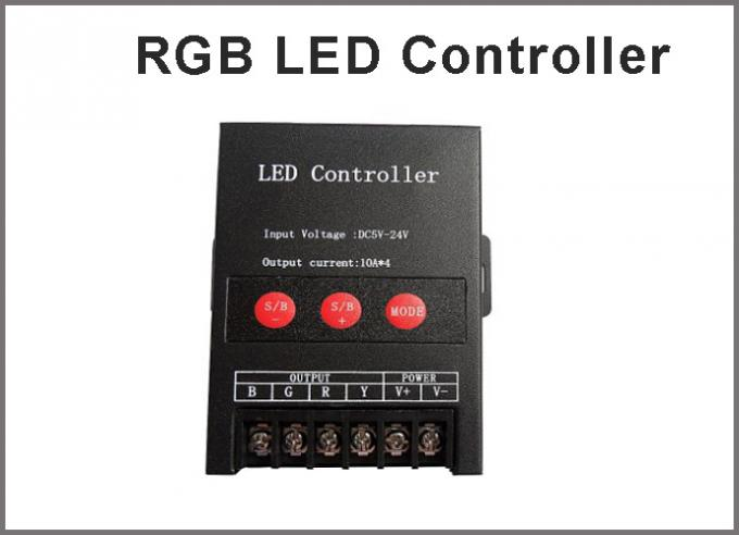 RGB led Controller 5-24V for LED Pixel strip light