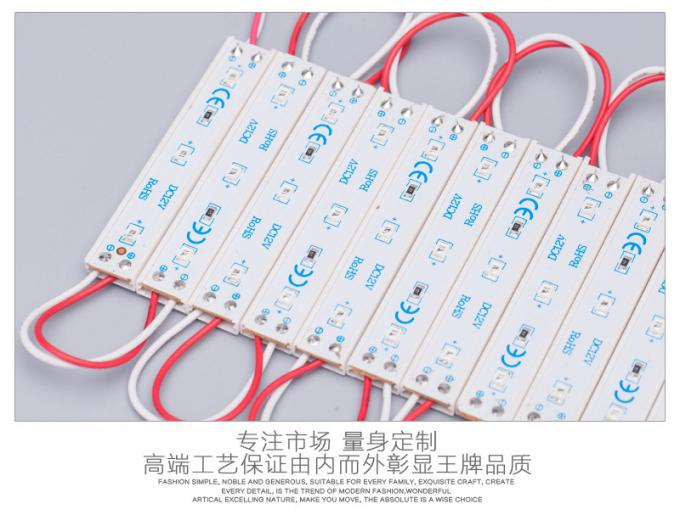 12VDC 2835 LED module light indoor decoration led back light channel letter Led lightbox