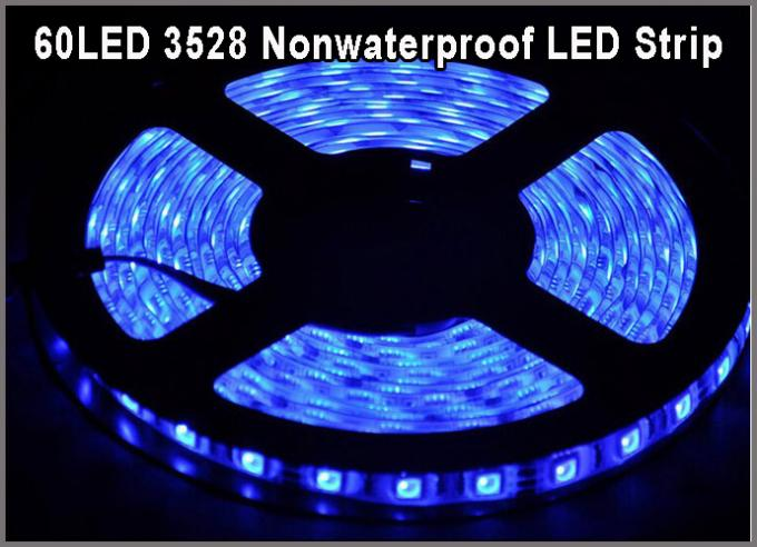 Non-waterproof LED Strip 5M 60Leds/m 3528 SMD white Flexible Light LED Tape Party Decoration Lamps