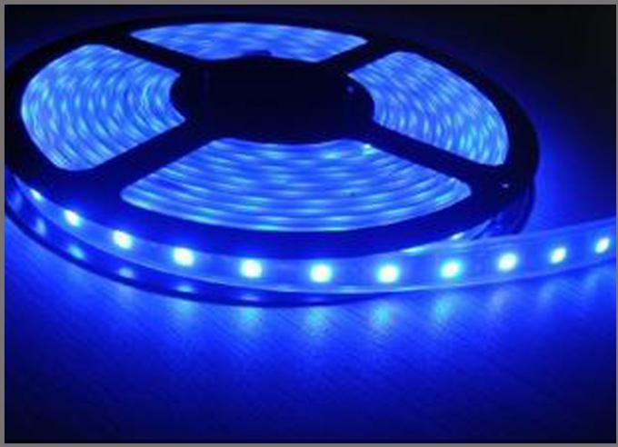LED flexible light blue