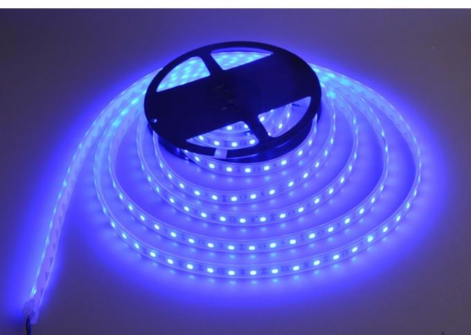 Tube waterproof strips string light