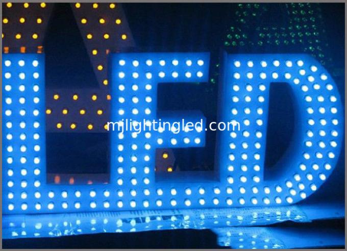 9mm LED Exposed Ball lights channel letters 9mm pixel module 5V LED for sign 9mm 0.1W