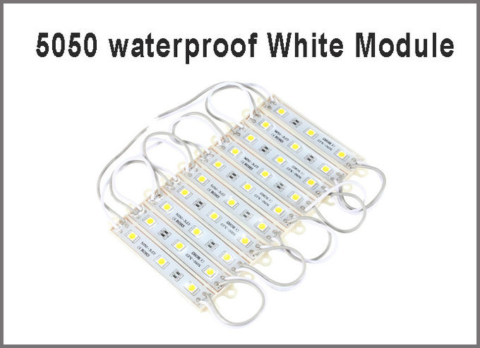 5050 SMD LED modulo white color waterproof  for led backlight