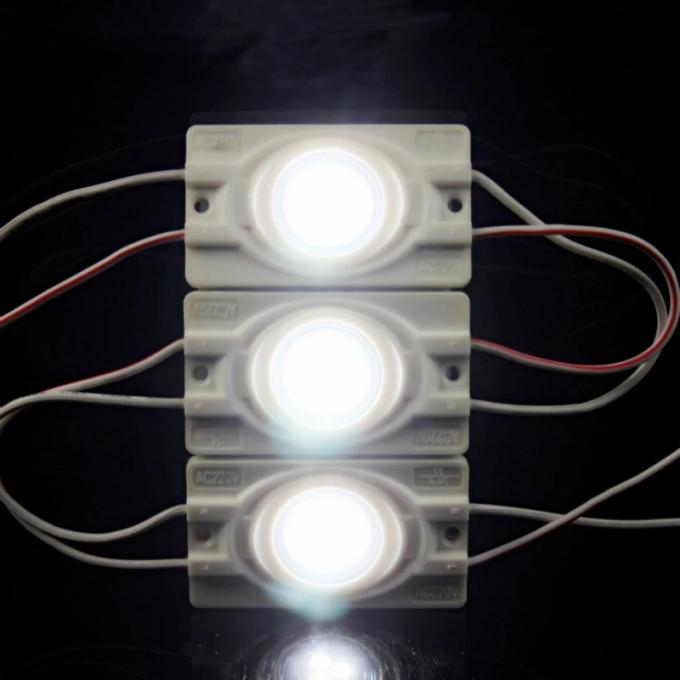 2.4W 220V Led Module 3030 Modules IP67 For Marine Signal And Architectural Outdoor Lights