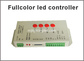 China 5V-24V Fullcolor LED controller T-1000S for fullcolor LED pixel fullcolor LED strip fullcolor LED lightings supplier