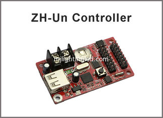China 5V ZH-Un USB port controller card display screen led module control system Multi-area Display Asynchronous supplier