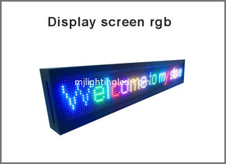 China 10mm outdoor anti-water 320*160mm 32*16 pixel high brightness video 1/4scan full color dip led display p10 led module supplier