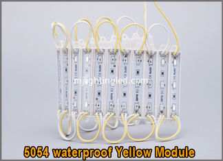 China 2016 New SMD 5054 LED modules backlight LED for advertising sign DC12V 3led IP68 waterproof CE supplier