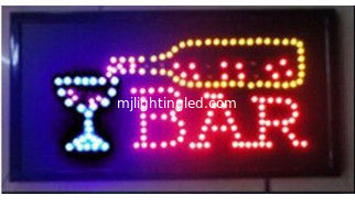 China 5V 12mm RGB LED bedrahtet programmable led signage outdoor colorchange advertising signs building decoraion supplier