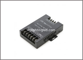 China LED amplifier RGB controllers 5-24V.for led pixel strips modules light supplier