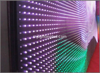 China 12MM 5V Fullcolor LED Architectural Lighting  RGB LED pixel lighting 1903IC rgb string building decoration lights supplier