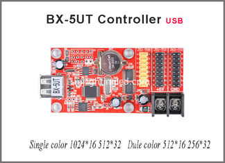 China Onbon BX-5UT BX-5UT (USB) Single Color and Dual Color LED Message Signboard LED Controller supplier