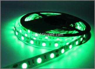 China 5050 Led Tape Ribbon 300led Lighting indoor Decoration Led Ribbon Green color supplier