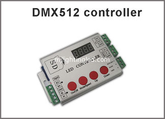 China RGB Controller DMX512 control RGB LED light for fullcolor led light programmable control DMX512 1903 2801 6803 supplier