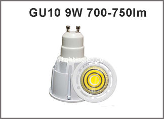 China COB GU10 LED Downlight 9W CE ROHS indoor GU10 led lightings supplier