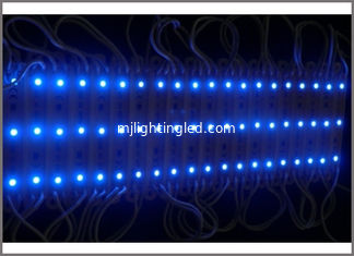 China Blue led light pixel module 5730SMD backlight signs supplier