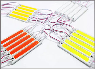 China High Power Cob Led Module RGB 9leds 12V Led injection Module led channel letters supplier