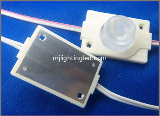 China High quality backlight 3030 dc12v smd lens 1.5W led module Red Green Blue Yellow White supplier