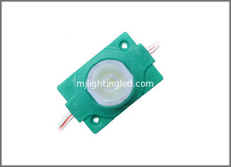 China High quality backlight 1.5W led module 3030 dc12v smd lens Red Green Blue Yellow White supplier