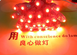 China Wholesale1000pcs/bag 9mm red pixels led point light for building decoration supplier