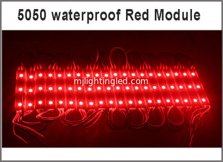 China 3led 5050 Sign module Board LED Latters 12v 0.8W/pcs for led channel letters supplier