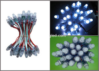 China Addressable 12mm led smart pixel node UCS1903/WS2811/WS2801/LPD6803/SM16716 for advertising signs supplier