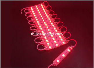 China DC12V LED Illuminated signs 5050 waterproof  white modules light for led channel letters supplier