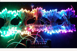 China RGB LED Dot light 5V pixels light fullcolor for led channel letters, Decoration lightings supplier