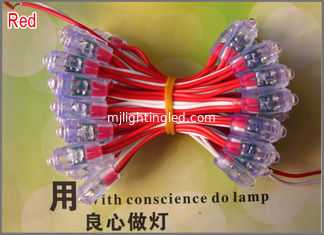China 9mm 12mm LED MonoPix DC5V IP68 waterproof string for advertising led letters supplier
