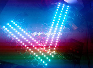 China 5050 12V RGB LED Colorchanging Modules  waterproof  lighting for advertisment LED letter signage supplier