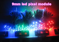 High brightness colorful led pixel decoration lightings advertising sings led backlight channel letters
