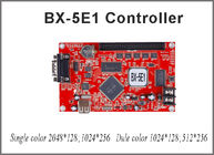 256*1024 pixel led controller card Onbon BX-5E1 led control card supply for P10 programable led sign outdoor