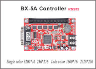 Led control card RS232 BX-5A Onbon asynchronous card for single color & double color P10 display panel light