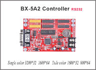 Serial Port BX-5A2 led panel controller P10 led control card LED display partition border card