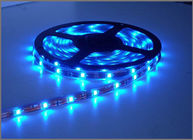 China 5m/roll 3528 led flexible string light 60LED/M glue waterproof IP65 led tape for home decoration factory