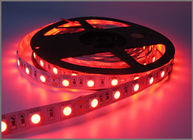 China LED Strip 5050 Not Waterproof DC12V 60LEDs/m 5m/lot Flexible LED Light Red 5050 LED Strip LED Tape Home Decoration Lamps factory