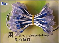 China 9mm customized led point string light 5V/12V Blue LED light for waterproof LED channel backlight factory