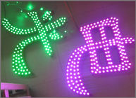 China 9mm Pixel Lighting Letters 5V/12V Led Llexible String Light for advertisement Channel letters factory