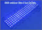 5050 SMD LED Module Blue Light Lamp Waterproof Strip DC 12V 5led modoles