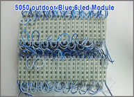 China SMD5050 LED pixel module 6 LEDs LED modules 12V led signage backlight factory