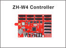 China ZH-W4 LED display module wifi controller card 800*128 pixels with USB port factory