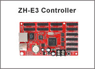 LED Display Controller Card ZH-E3 Network+USB Port 4*HUB08 & 8*HUB12 1024*64 Pixels Single & Dual color