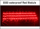 China 3led 5050 SMD LED modules 12V outdoor advertising lighting board factory