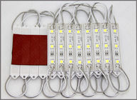 China 3led 5050 SMD Linear Sign module 12v 0.8W/pcs for led channel letters factory