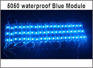 China High quality 12V 5050 SMD LED Module to 2led Waterproof IP65 monochrome backlit Architectural lighting factory