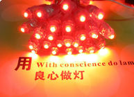 Wholesale1000pcs/bag 9mm red pixels led point light for building decoration