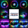 12mm 9mm 5V advertising lights Fullcolor Pixels led light 2811/1903IC colorcharging dot light