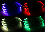 12MM 5V Digital RGB LED Pixel String Light 12mm Individually Addressable For Entertainment Decoration