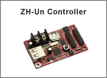 China 5V ZH-Un USB port controller card display screen led module control system Multi-area Display Asynchronous distributor